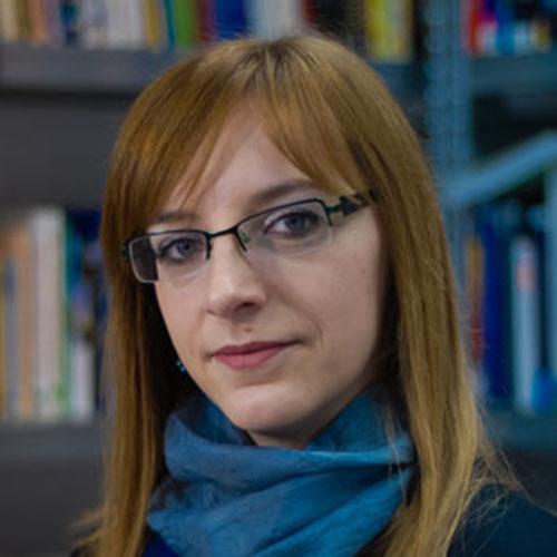 Jelena Palić (Master profesor engleskog jezika i književnosti)