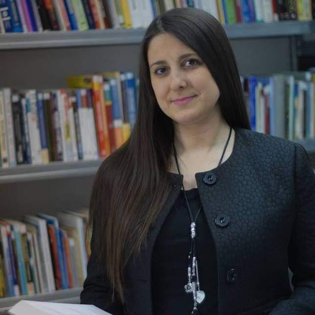 Marija Vučić (Master profesor engleskog jezika)