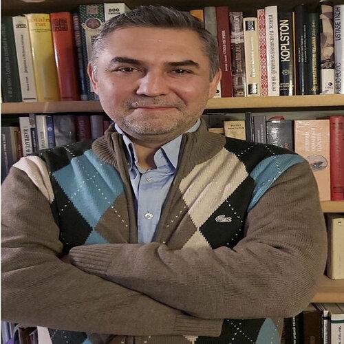 Aleksandar Božanić (Diplomirani istoričar)